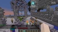 【昊宇】Minecraft我的世界★小游戏服★空岛战争开黑 战神昊宇 沦为菜逼(上)