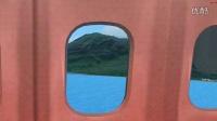 波音772香港国际机场降落