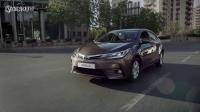 欧版丰田全新卡罗拉 科技配置提升