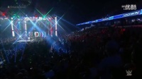wwe2016年8月02日raw高柏vs布洛克