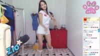 160802 熊猫TV 韩国美女主播 韩智吾 - 今天护士装哟