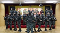 曲目:《假如战争今天爆发》 演唱:武警重庆总队三支队一中队