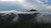 海南鹦哥岭自然保护区航拍 穿云 大疆精灵3