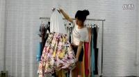 尾源网280期(特价)18元一件30件起批夏装连衣裙女装批发视频