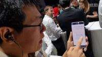 三星Note 7纽约发布现场最快视频上手