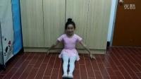 黄薇萁中国舞蹈考级三级 三字经