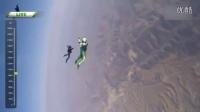 不用降落伞,牛人从7600米的高空中跳下