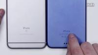 蓝紫色 iPhone 7 Plus 后壳视频上手,这颜色你喜欢吗?