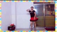 【敏兒長發姐姐廣場舞】喜歡眉飛色舞這舞曲 在家隨意扭動_高清
