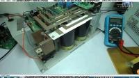 三肯变频器__电路板故障代码讲解  电路板维修电路原理图  注塑机电路板维