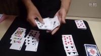 视频: 刘腾富 消失的牌 纸牌流程魔术