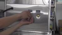 威猛达步进式开水器立式机安装说明