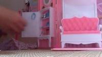 芭比娃娃的房子