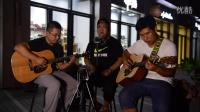 街拍-斑马斑马2016-08-05-演唱:金鹏-吉他:刘乾-吉他:刘斌