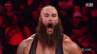 WWE Braun Strowman vs. a local competitor- Raw, Aug.