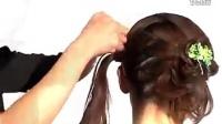 发型设计视频_花儿开了盘发教程1_标清