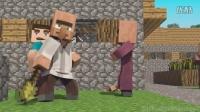 我的世界动画〔烦人的村民第二集〕多玩我的世界盒子转载