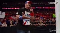 WWE2016年8月9日RAW中文SD洛克vs送葬者
