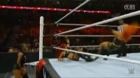 WWE2016年8月11日SD【中文解说】wwe洛克vs兰迪奥顿