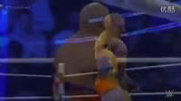 WWE2016年8月11日SD【中文解说】大秀哥vs奥尼尔