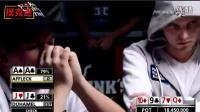 德州扑克历史最惨AA 01:血腥的冠军之路