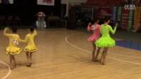 石河子小学生恰恰舞