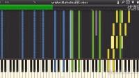 bad apple 33万note 乐器