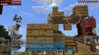 【MC我的世界面包J】单人解说【动物空岛第②部EP1】重磅腿粗第二部!初期改造小木屋(抛弃东屿)-Minecraft游戏实况解说 我的世界籽岷炎黄奇怪君明月庄主