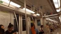 南京地铁1号线列车(南京站->迈皋桥)