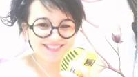美女使用K歌神器掌中宝Q1诠释了葫芦娃的歌声 手机K歌 全民K歌