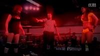 Paige妈是精神失常的女摔角狂热-WWE家族大人物
