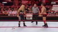 WWE女金刚贝斯菲尼克斯秒杀男人BethPhoenixvsSantin