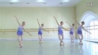 2016年 瓦岗诺娃芭蕾舞校 足尖练习,古典芭蕾考试,5年级女生