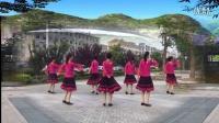 安阳金东姐妹广场舞《爱拼才会赢》32步舞编舞青春飞舞