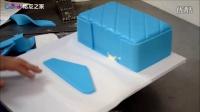 焙友之家丨简单又精美的钱包蛋糕