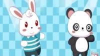 兔小贝儿歌,小苹果儿童舞蹈,幼儿小苹果mv,
