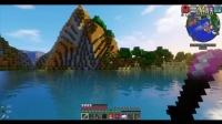 ★叶子★我的世界★我的世界虚无世界大冒险★Minecraft-ep.7-附魔台完工!寻找仙人掌!
