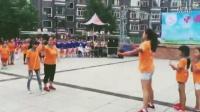 牡丹江市跳绳协会(江滨公园)2016西安区教育局表演