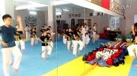 龙腾国际震威跆拳操