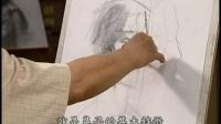 静物素描教程,彩色铅笔画图片