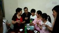 四大美女与小溧阳导演家人新,大聚会,