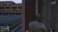 【肥皂解说】GTA5线上模式多人游戏 杀死目标真人版我的世界MC