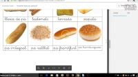 面包和面条的加泰兰语基本图片词汇 Basic Catalan image vocabulary 《bread and pasta,noodles》