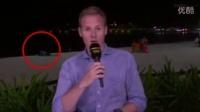 囧!英国奥运直播 背景惊现海滩激情