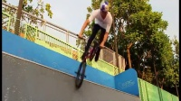 视频: HARO BMX公园场地教程