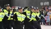 大长腿的制服警察跳《bang bang bang》太诱惑