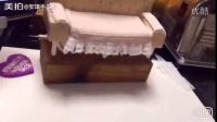 软陶真皮欧式沙发