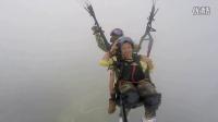 2016-8-20 隆回大东山双人滑翔伞飞行