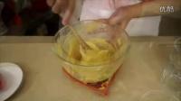 美食视频_奶油泡芙