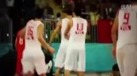 中国男篮历史上的死亡之扣 强悍身体空中碾压隔空扣走对方中锋